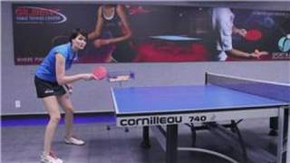 Table Tennis : Basic Play Tips in Table Tennis