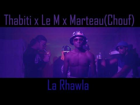 Thabiti x Le M (Ma2Ro) x Guest Marteau(Film Chouf)