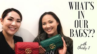 What's In Our GG Super Minis? Vlog w/ Christy J!