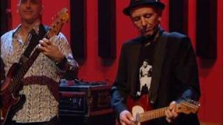 """Dave Swift on Bass with Jools Holland backing Booker T """"Green Onions"""""""