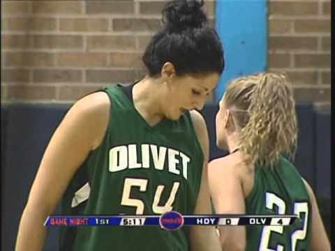 Flint Hamady Vs Olivet 2010