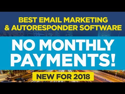 The Best Email Newsletter Software of 2018 - No Monthly Fees
