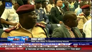 FRSC Asks States To Establish Driving Schools