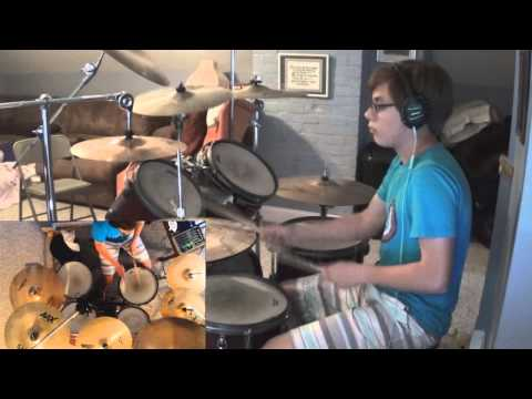 """Tarkus"" Drum Cover - Emerson, Lake and Palmer cover"