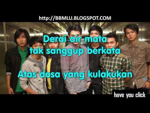 Kangen Band - Jalan Menuju Surga Mu (karaoke) | LIRIKMUSIK10