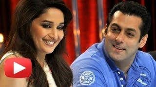 Madhuri Dixit Open To Do A Film With Salman Khan - MUST WATCH