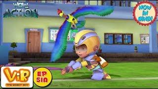 Vir: The Robot Boy | Vir vs Toy Robots | As Seen On HungamaTV | WowKidz Action