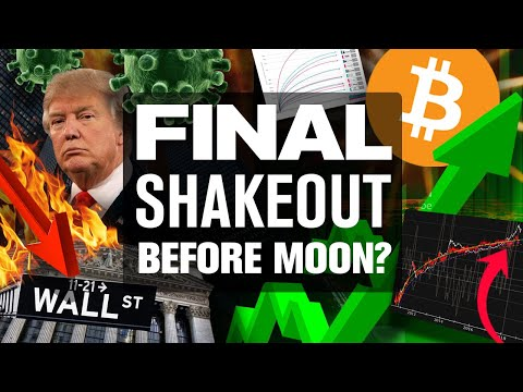 BITCOINs Final Shakeout Before The Real Fun Begins!