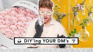 Creating DIY's You DM'd Me! - Lone Fox