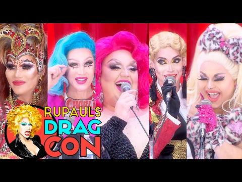 Season 9 UNTUCKED: LIVE! from RuPaul's DragCon 2017