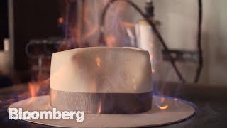 How Custom $1,000 Hats Are Forged