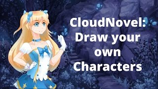 Draw & Upload your own Characters