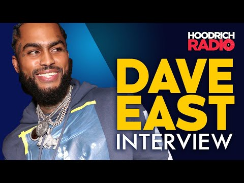 DJ Scream - Dave East On Acting, New Album, Top 5 Southern Artists, NBA Picks, & More