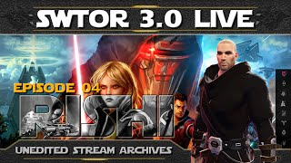 SWTOR Shadow of Revan ► Jedi SENTINEL Story - Episode 04 (Rishi - Stream Archive)