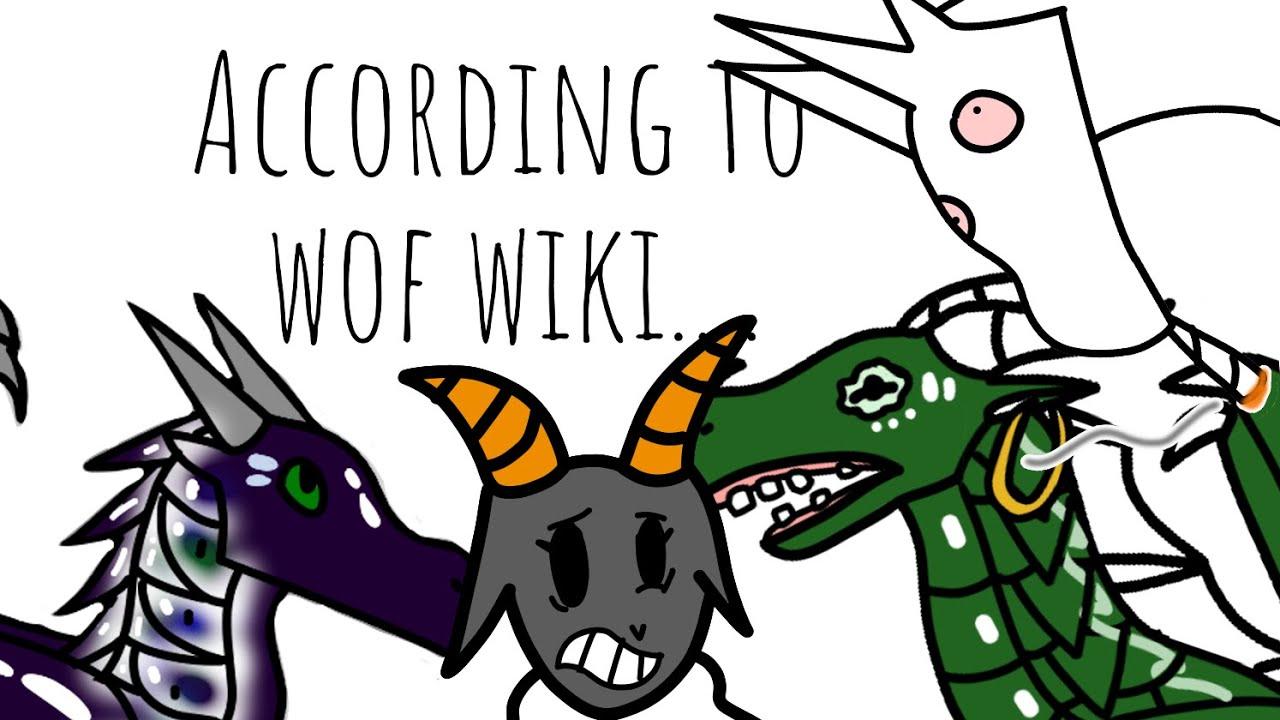 According To WOF Wiki... - YouTube