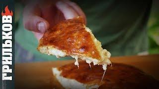 Хачапури (Сыра много не бывает)