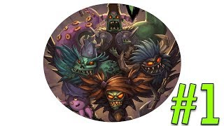 Прохождение Zombie Vikings #1