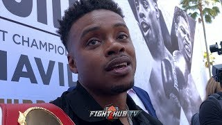 ERROL SPENCE JR TO BRADLEY AFTER CRAWFORD DUCK DISS