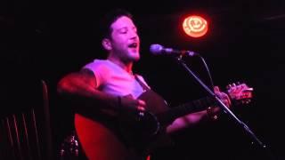 Matt Cardle Zombie - Cyprus Avenue - Cork - 10.7.14