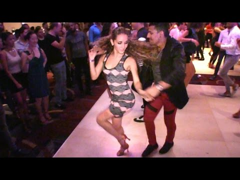 Fun Social Dancing @ 2016 New York Salsa Congress, Vol 3!