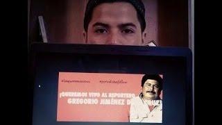 Chihuahua también Queremos Vivo a Gregorio Jiménez