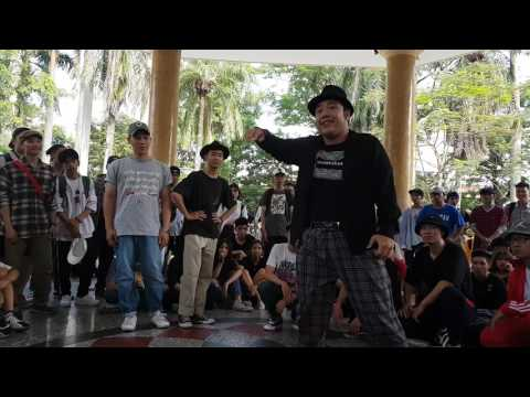 Groove Battle Vol 3 Popping Prelims Quốc Tùng