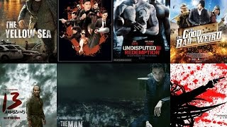 best foreign action movies after 2000