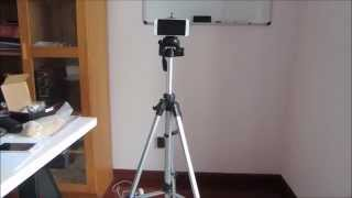 All Phones: How to Hook Up Phone to Tripod? TRIPOD ADAPTER!!