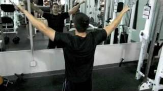 No More Back Fat Workout