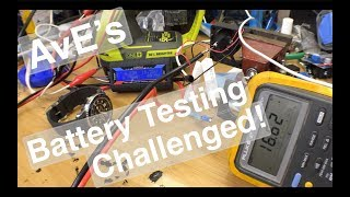 AvE got it wrong? Ryobi Battery Testing