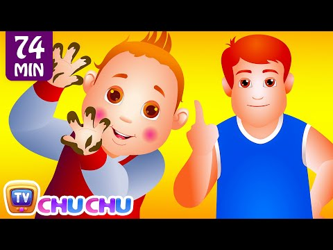 Thumbnail: Johny Johny Yes Papa PART 2 and Many More Videos | Popular Nursery Rhymes Collection by ChuChu TV