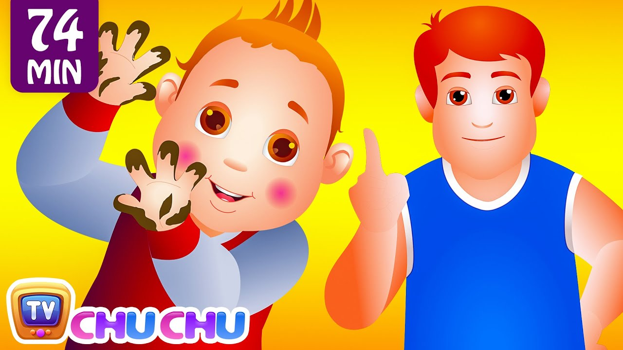 Johny Johny Yes Papa Part  And Many More Videos Popular Nursery Rhymes Collection By Chuchu Tv Youtube