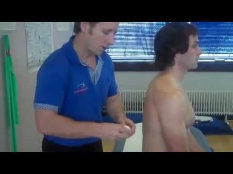 Myofascial Treatment (Soft tissue release) of the Shoulder complex