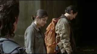 The Walking Dead: Glenn & Tara