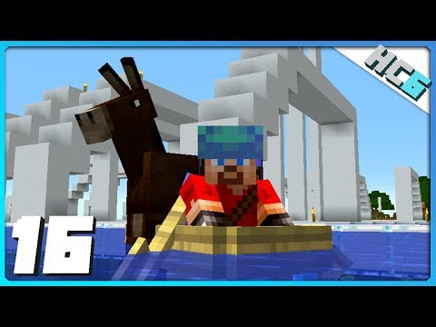 HermitCraft 6  GIMME THAT DONKEY! 🐴  Ep 16  Minecraft Aquatic 113