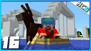 HermitCraft 6 | GIMME THAT DONKEY! 🐴 | Ep 16 || Minecraft Aquatic 1.13