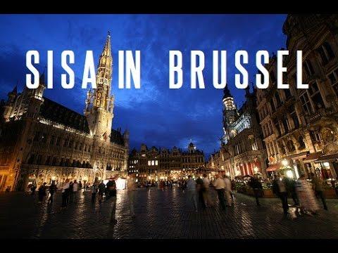 Brussel | Louis Vuitton | Shoppen | Eten | FUN!! | #SISAvlog