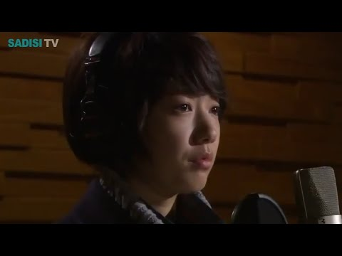 Park Shin Hye sings Without Words - ENG SUB You're Beautiful Drama OST HD Theme