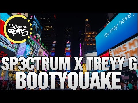 SP3CTRUM x Treyy G - Bootyquake (Original Mix)