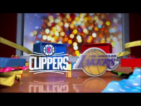 Christmas Day Match-Up Preview: Los Angeles Lakers vs Los Angeles Clippers