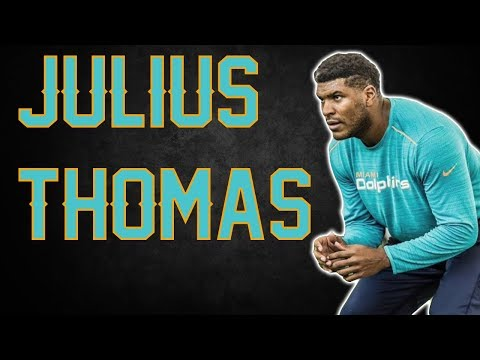 Why Julius Thomas Is A 2017 Fantasy Sleeper