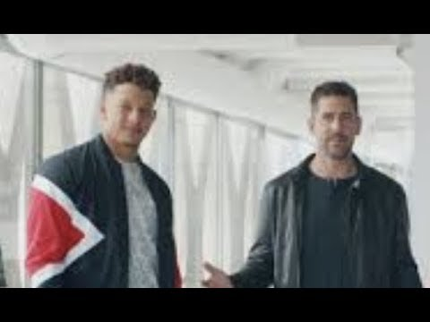 Packers 10-3 Win Over Bears, And State Farm Commerical With Aaron Rodgers & Patrick Mahomes