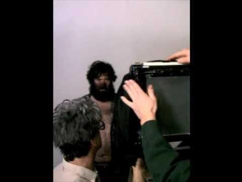 """Being Richard Avedon"" A short film by Jerry Mann. February, 2010."