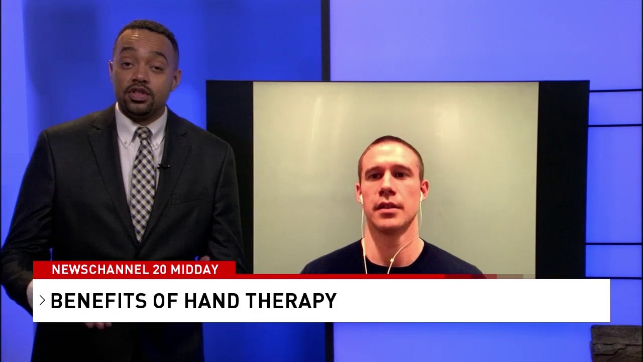 Wellness Wednesday: Hand Therapy