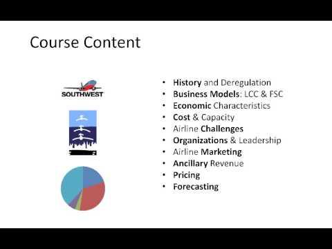 Airline Management Course - Introduction