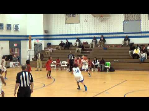 Ashanti Brown # 10 highlight video Silver Bluff High School