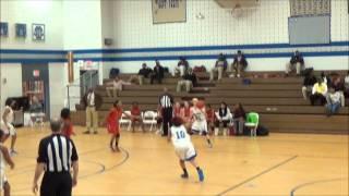 Ashanti Brown # 10 highlight Silver Bluff High School