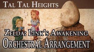 50 - Tal Tal Heights / Mountain Range - The Legend of Zelda: Link