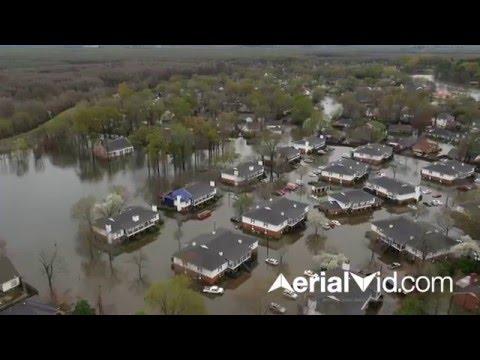 NELA Flood 2016 // 03.10.2016 // Monroe Louisiana