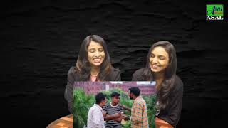 Gambar cover Aafreen Fathima Bewafa Hai- Amit Bhadana Reaction by Sarita and Chandni ||